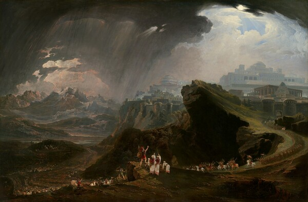 Joshua Commanding the Sun to Stand Still upon Gibeon