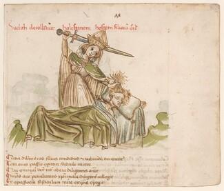 Judith Killing Holofernes