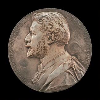 Dr. Samuel Pozzi, 1846-1918, Physician [obverse]