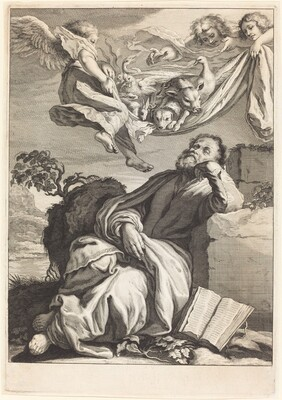 The Dream of Saint Peter