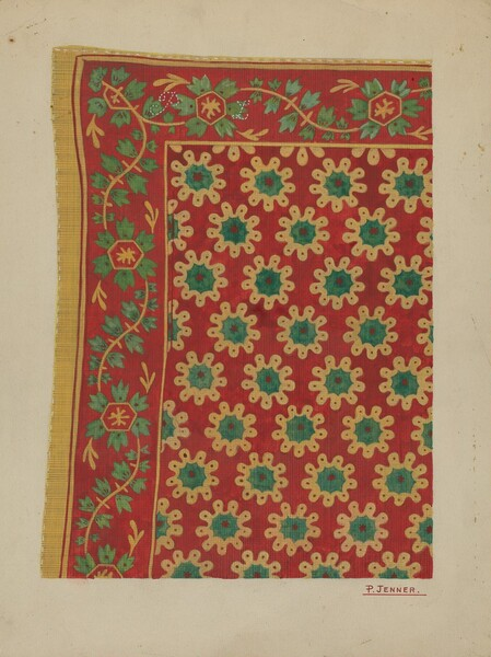 Man's Linen Kerchief