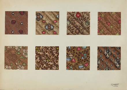 Swatch from Patchwork Quilt