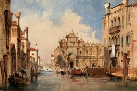 The Scuola di San Marco, Venice