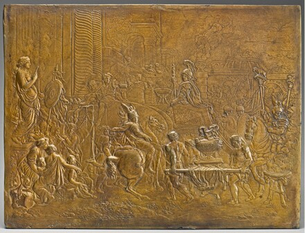 Entry of Alexander the Great into Babylon, or The Triumph of Alexander