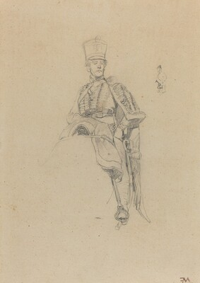 A French Hussar