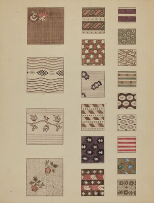 Textiles from Quilt