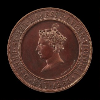 Victoria, 1819-1901, Queen of England 1837 [obverse]