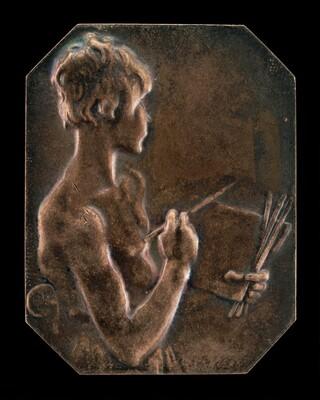 Painting (La peinture) [obverse]