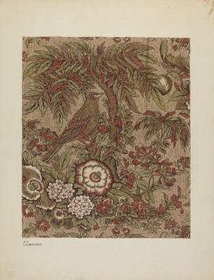 Printed Cotton Chintz