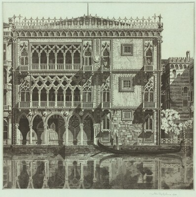 Venetian Filigree (Ca' d'Oro Venetia)
