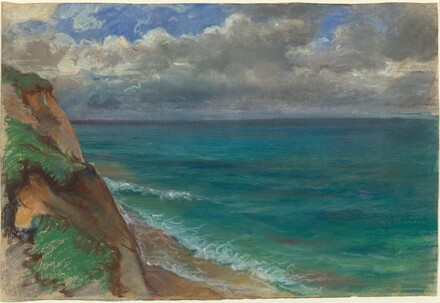 View of the Sea, Normandy