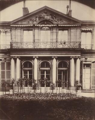 Hotel d'Argenson, rue de Grenelle 101