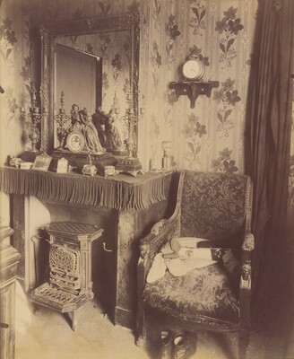 Interior of a Working Class Home, rue de Romainville