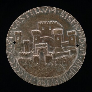 The Castle of Rimini [reverse]
