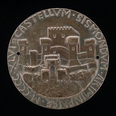 The Castle of Rimini [reverse]