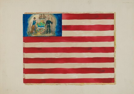 Flag: Mexican War
