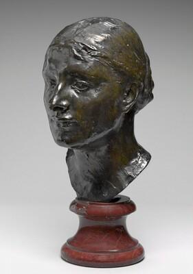 Head of Mrs. John Peter Russell (Marianna Mattiocco della Torre)