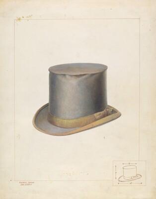 High Beaver Hat