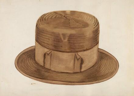 High Straw Hat