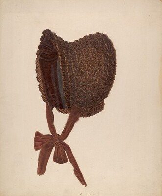 Woman's Bonnet