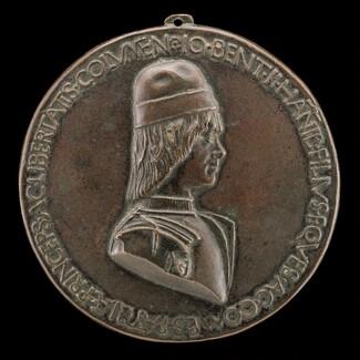 Giovanni II Bentivoglio, 1443-1508, Lord of Bologna 1462-1506 [obverse]