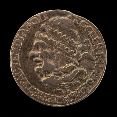 Satirical Head of a Pope [obverse]