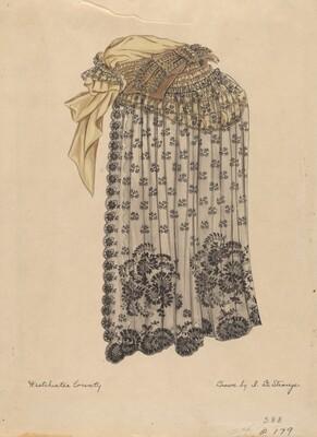 Bonnet and Veil