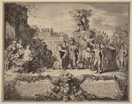 Uytrecht Herstelt (The Recapture of Utrecht, 1673)
