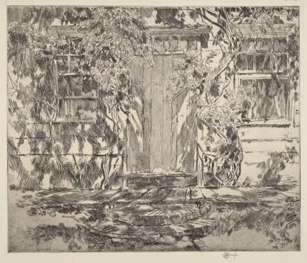 Old Doorway, Easthampton