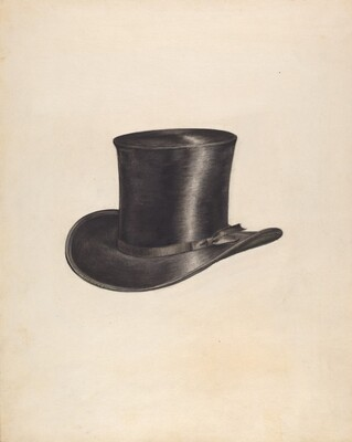 Quaker Man's Hat