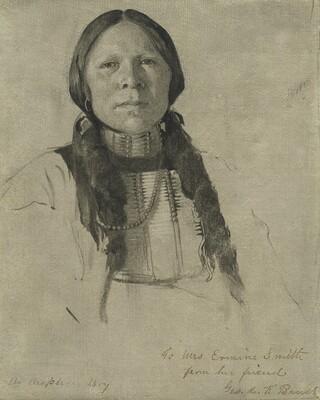 An Arapahoe Boy