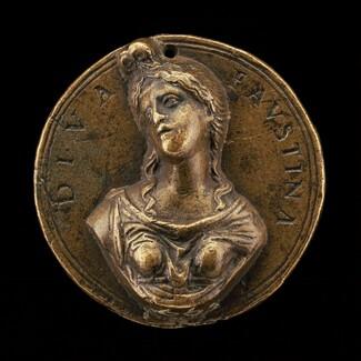Diva Faustina [obverse]