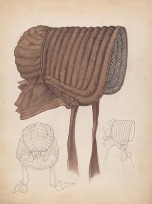 Quaker Bonnet