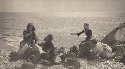 Gossip on the Beach