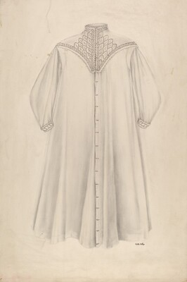 Woman's Nightgown