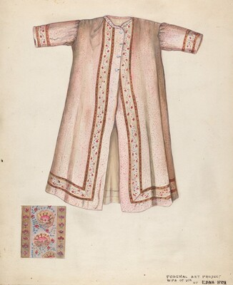 Boy's Dressing Gown