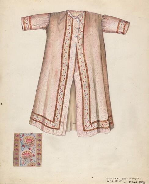 Boy's Dressing Gown