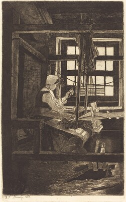 The Weaver (La Tisserande)