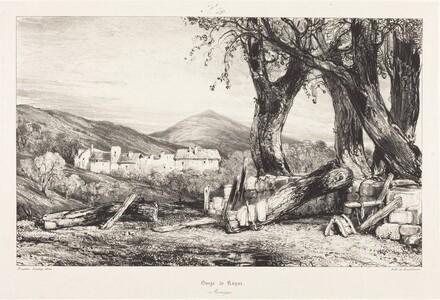Gorge de Royat, Auvergne
