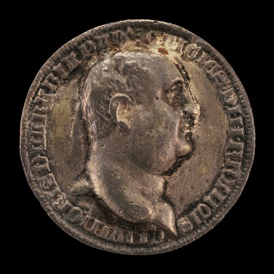 Francesco II da Carrara, 1359-1406, Lord of Padua 1388-1405 [obverse]