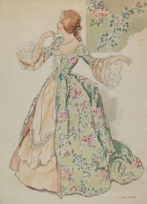 Lady's Costume