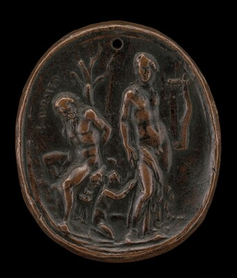 Apollo, Marsyas, and Olympus