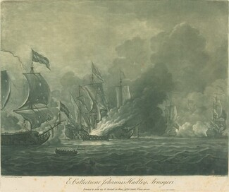 Shipping Scene from the Collection of John Hadley