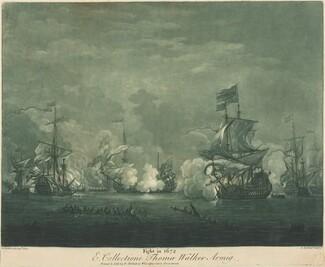Fight in 1672