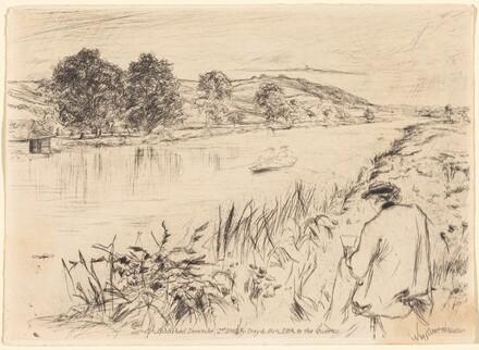 Sketching, No. 1
