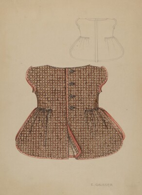 Girl's Pinafore