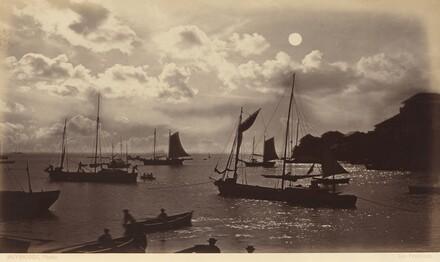 Moonlight Effect-Bay of Panama