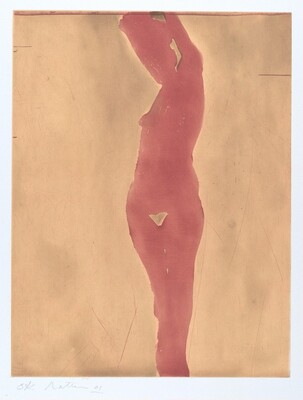 Copper Plate Nudes II (2)