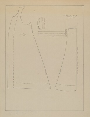 Woman's Coat (Pattern)