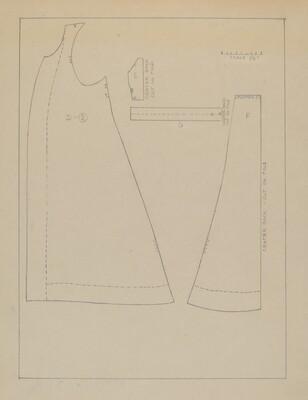 Woman's Coat (Pattern)
